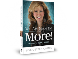 You Are Made for More!